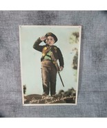 "Vintage Colored 5"" x 7"" Photo General Spanky, Our Gang, Okey Dokey - $16.73"