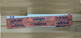 New Unisex Adidas Running HEADBAND Orange Adidas Logo One Size All Sport - $6.00