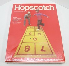 NOS VTG 1985 Pressman Hopscotch Includes Vinyl Playing Surface 4 Throwing Tokens - $13.32