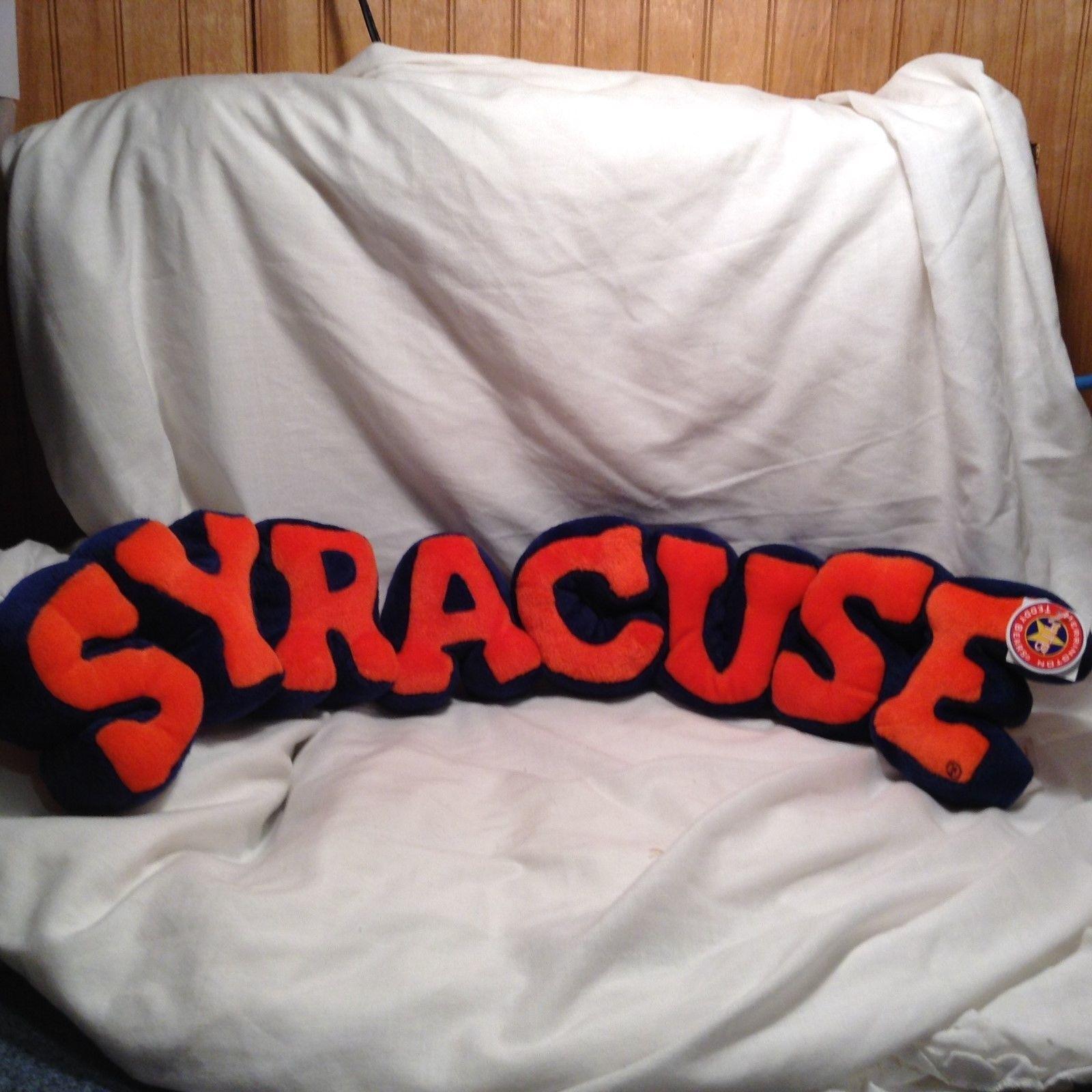 NEW Herrington Teddy Bears 'Syracuse' Stuffed Sign