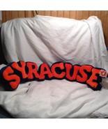 NEW Herrington Teddy Bears 'Syracuse' Stuffed Sign - $39.99