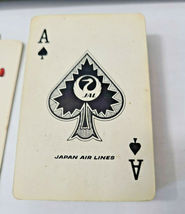 Japan Air Lines JAL Deck of Playing Cards   (#43) image 5