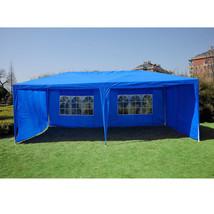 NEW! Wedding Party Tent Patio Gazebo Pavilion w/ Sidewalls - $124.63
