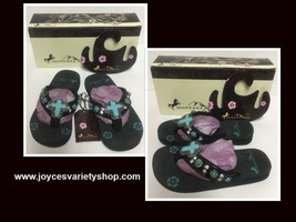 Kids Montana West Girls Sandals Shoes Turquoise Embellished Many Sizes image 1