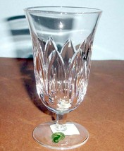 Waterford Ballylee Iced Beverage Glass Crystal Ireland 12 oz #5489770200 New - $98.90