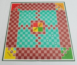 1964 Conflict War Game Board Replacement Parker Brothers Vintage Board Only - $9.70