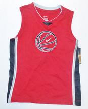Nike Boys Sleeveless T-Shirt Basketball Size 6 NWT - $11.19