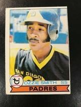 1979 Topps #116 Ozzie Smith Rookie - $14.80