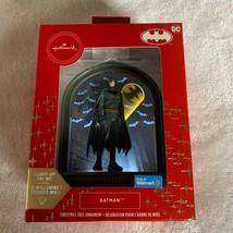 Hallmark DC Comics Batman Light Up Christmas Tree Holiday Ornament  New - $20.00