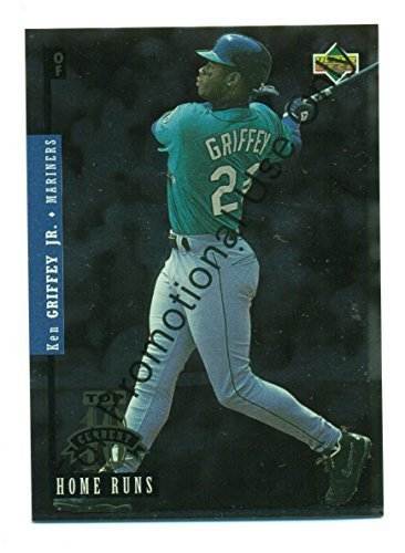 1994 Upper Deck Ken Griffey Jr. Top Current Home Runs Promo Card #6 - Very Rare