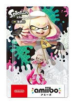 Nintendo Amiibo Pearl (Splatoon series) Japan Ver. [video game] - $27.31