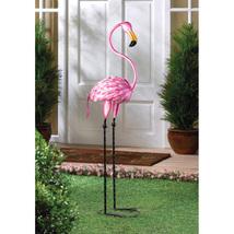 Tropical Tango Pink Flamingo Statue 3 feet Tall  - $39.95