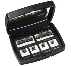 Long Mink 3D Magnetic False Eyelashes Handmade Reusable Mink Eyelashes N... - $5.89+