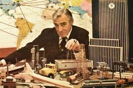 1973 Billionaire Board Game Parker Brothers Complete Global Enterprise - £27.48 GBP