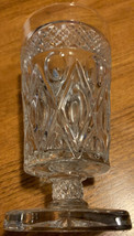 Vtg Iced Tea / Goblet Cape Cod Square Foot Glass By Imperial - $8.00