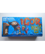 IGOR THE LIFE OF THE PARTY BOARD GAME, FAMILY NIGHT, AGE 10+ 3-8 PLAYERS - $7.69