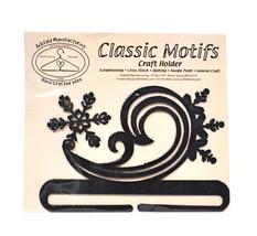 Classique Motifs Neigeuse Tourbillon 15.2cm Charbon Split Bas Loisirs Cr... - $16.22