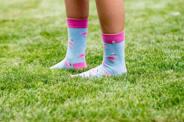 Flamingo Socks - $8.40
