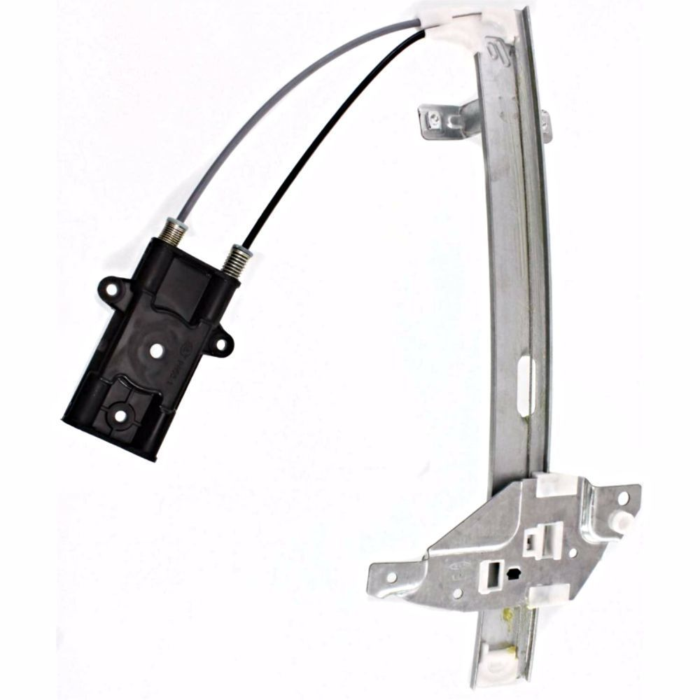 Fits 97-05 Buick Century Rear Left Driver Power Window Regulator without Motor image 2