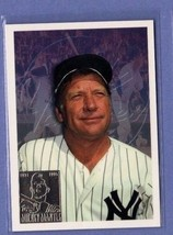 1996 Topps Mickey Mantle #7 [NrMt-Mint] - $1.00