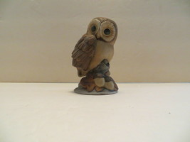 Home Interiors Owl Figurine by Andrea #6350 - $7.91