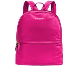 MICHAEL Michael Kors Kieran Large Back Pack in Raspberry backpack - $174.23