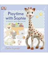 Sophie la girafe: Playtime with Sophie: A Touch and Feel Book [Board boo... - $4.95