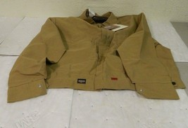 Stanco Safety Products Indura Ike Jacket Size Large FRI624TTN-L - $193.05