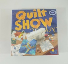 Quilt Show Board Game 2013 Rio Grande Games NEW SEALED - $14.39