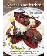 A Year In My Kitchen: Recipes Inspired by the Seasons and Based on a Cul... - $11.80