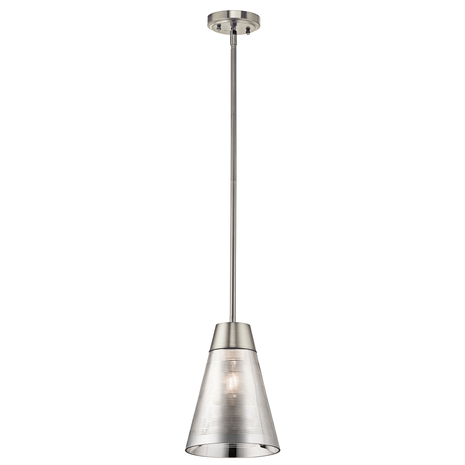Primary image for Kichler 43792NI Chn Mini Pendants 8in Pendants 1-light