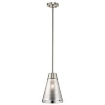 Kichler 43792NI Chn Mini Pendants 8in Pendants 1-light - $124.99