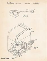 """1984 Computer Mouse Jobs Apple Geek Art Gift 11""""x14"""" Computer Artwork Pa... - $12.38"""