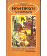HIGH DERYNI - Katherine Kurtz - THE CHRONICLES OF DERYNI VOL 3 - CLASSIC... - $3.99