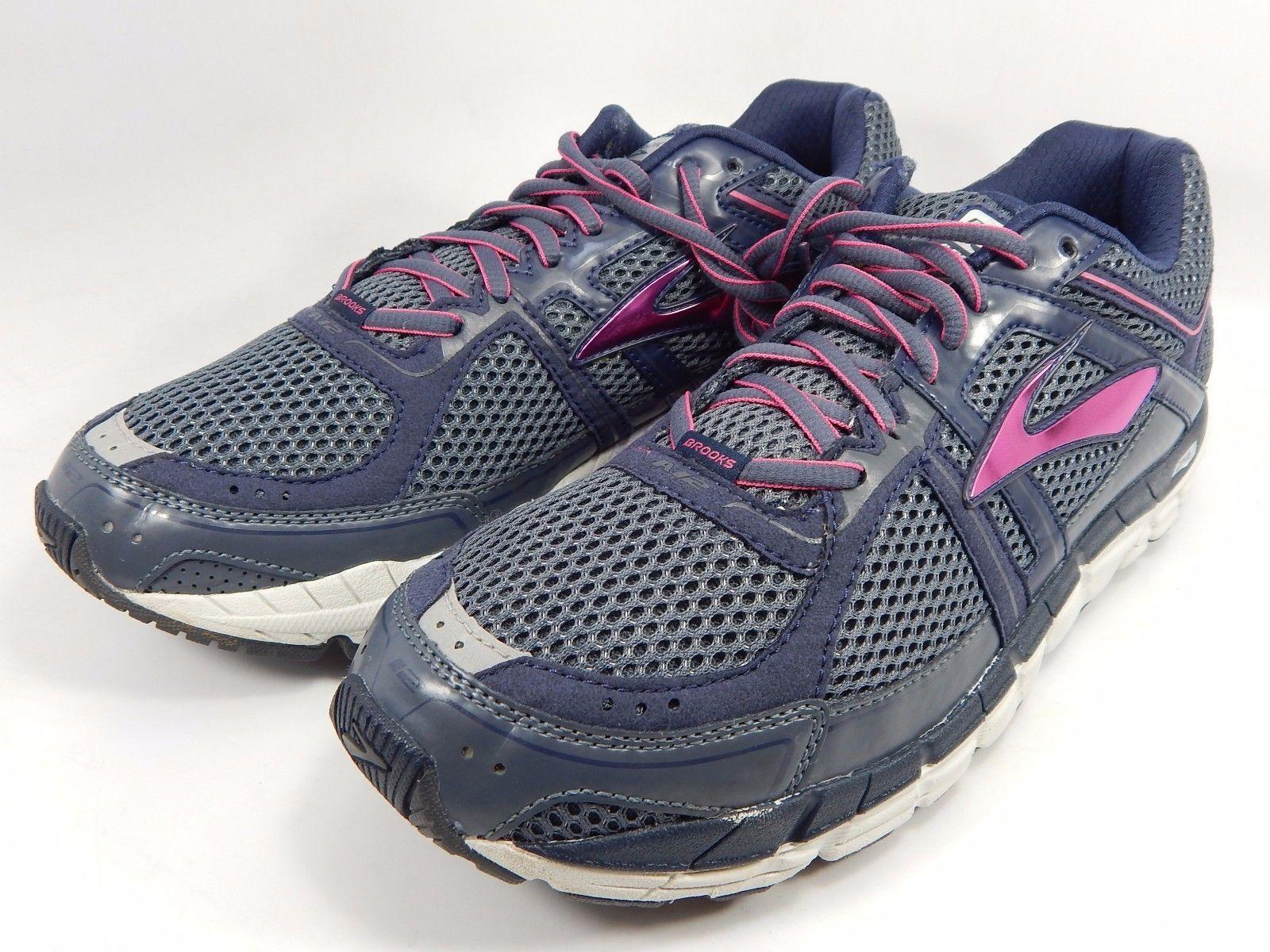 Brooks Addiction 12 Women's Running Shoes Sz US 11.5 2A NARROW EU 44 1201882A463