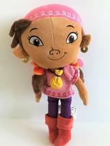 "Disney Store Jake & The Never Land Pirates Izzy 12.5"" Plush Stuffed Toy - $13.09"