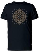 Geometric Style Eye Men's Tee -Image by Shutterstock - $12.86+