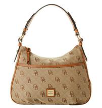 Dooney & Bourke Women's Maxi Quilt East West Collins Shoulder Bag,Natura... - $255.42
