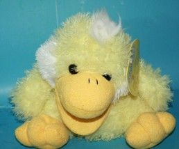 "Fiesta EASTER Duck Hand Puppet 9"" Stuffed Animal Soft Toy Yellow Plush N... - $18.35"
