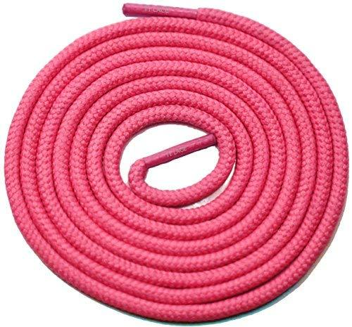 "Primary image for 54"" Hot pink 3/16 Round Thick Shoelace For All Sneakers"