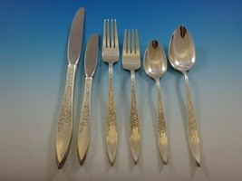 White Paisley by Gorham Sterling Silver Flatware Service For 12 Set 81 P... - $5,995.00