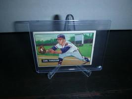 1951 Bowman Gum Baseball Card #99 Earl Torgeson Trading Card Good Condit... - $8.90