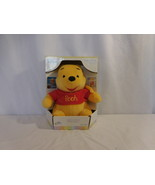 Disney Baby Winnie the Pooh Musical Plush + Womb Sounds Heartbeat Soothe... - $48.02