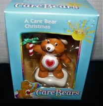 New in Box 2003 American Greetings Tender Heart Care Bear Christmas Orna... - $15.49