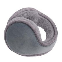 Thick Cashmere Ear Cover Wrap Adjustable Warm EarMuffs Accessory for Women&Men,C - $16.17