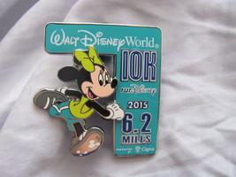 Disney Trading Broches 107331 WDW - 2015 10K Marathon - Minnie Mouse Logo - $7.25