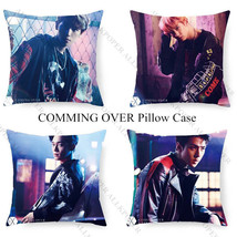 Kpop EXO Throw Pillow Case [COMING OVER] Square Cushion Bolster Cover Ba... - £5.47 GBP