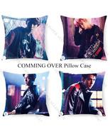 Kpop EXO Throw Pillow Case [COMING OVER] Square Cushion Bolster Cover Ba... - $6.99