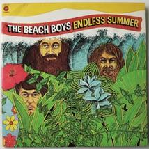 BEACH BOYS - ENDLESS SUMMER - EX! - double vinyl LP + poster Capitol SVB... - $18.80
