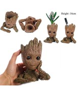 16cm Baby Flower pot Action Figure Doll Phoneholder Guardians of The Gal... - $12.99